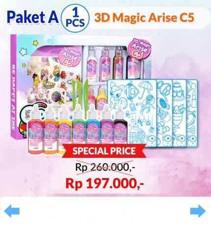 3D Magic Arise C5 [B] logo