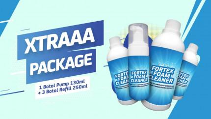 Fortex - XTRAAA PACKAGE logo