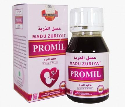 MADU PROMIL logo
