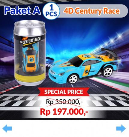 4D Century Race [B] logo