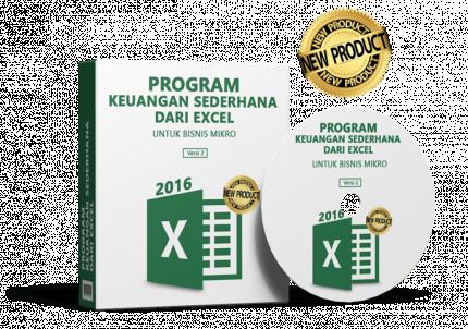 Program Keuangan Sederhana dari Excel Versi 2 logo