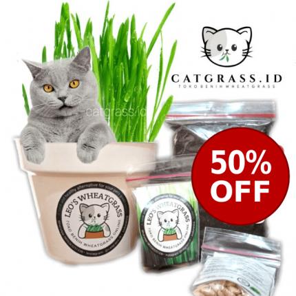 AR CAT GRASS VITAMIN (Diskon 50%) logo