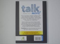Talk More book