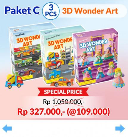 3D Wonder Art [B]