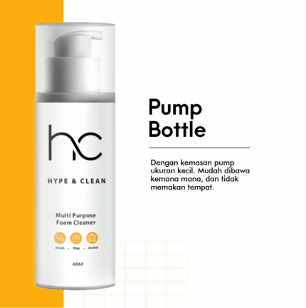 Hype & Clean - Travel Size 2 logo
