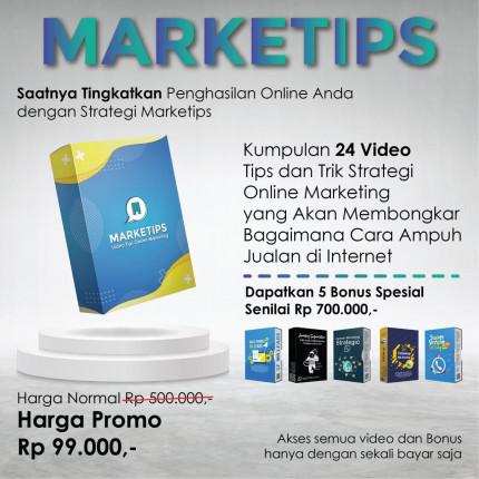 Kumpulan Online Marketing Marketips logo