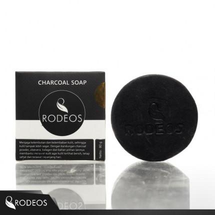 Rodeos Charcoal Soap Dedi OO